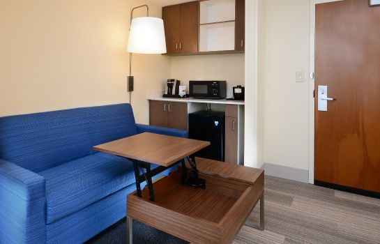Zimmer Holiday Inn Express & Suites RALEIGH DURHAM AIRPORT AT RTP