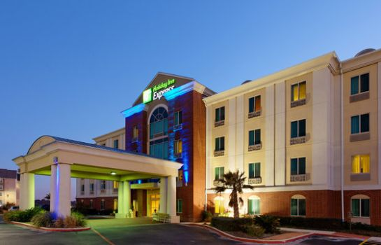 Außenansicht Holiday Inn Express & Suites SAN ANTONIO-WEST(SEAWORLD AREA