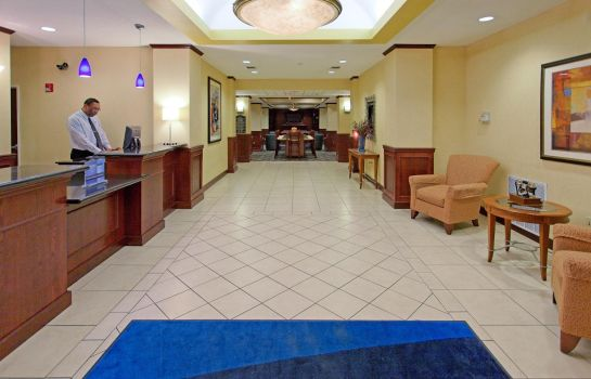 Hall de l'hôtel Holiday Inn Express & Suites SAN ANTONIO-WEST(SEAWORLD AREA