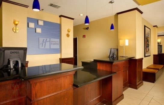 Hotelhalle Holiday Inn Express & Suites SAN ANTONIO-WEST(SEAWORLD AREA