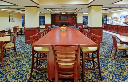 Restaurant Holiday Inn Express & Suites SAN ANTONIO-WEST(SEAWORLD AREA