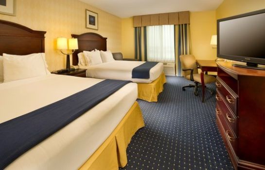 Zimmer Holiday Inn Express & Suites SAN ANTONIO-WEST(SEAWORLD AREA