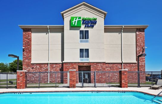 Außenansicht Holiday Inn Express & Suites TULSA-CATOOSA EAST I-44