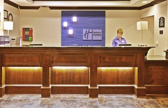 Hotelhalle Holiday Inn Express & Suites TULSA-CATOOSA EAST I-44