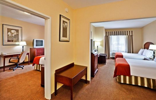 Suite Holiday Inn Express & Suites TULSA-CATOOSA EAST I-44