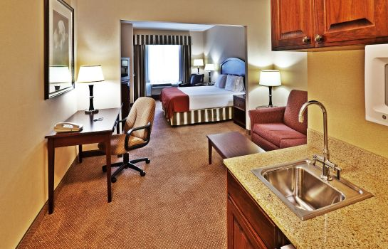 Zimmer Holiday Inn Express & Suites TULSA-CATOOSA EAST I-44