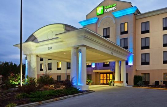 Buitenaanzicht Holiday Inn Express KNOXVILLE-STRAWBERRY PLAINS