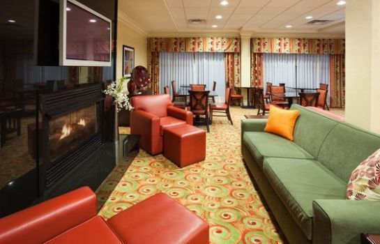 Hotelhal Holiday Inn Express KNOXVILLE-STRAWBERRY PLAINS