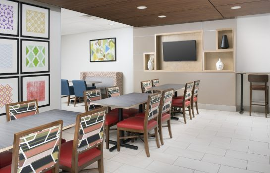 Restaurant Holiday Inn Express KNOXVILLE-STRAWBERRY PLAINS