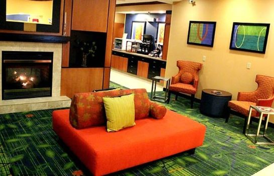 Hotelhalle Fairfield Inn & Suites Oklahoma City Quail Springs/South Edmond