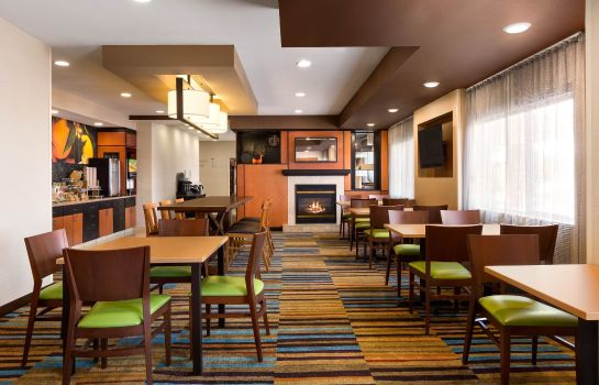 Restaurant Fairfield Inn & Suites Oklahoma City Quail Springs/South Edmond