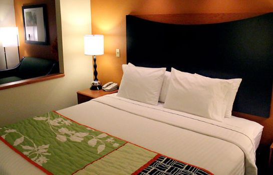 Zimmer Fairfield Inn & Suites Oklahoma City Quail Springs/South Edmond