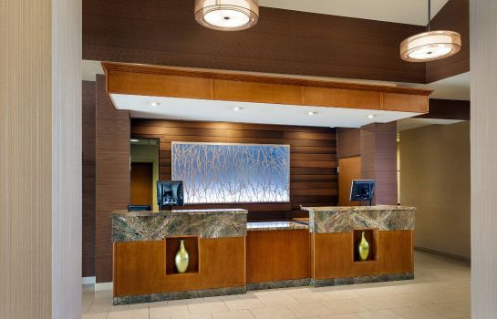 Lobby Fairfield Inn Sacramento Cal Expo