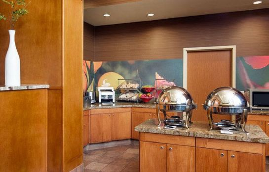 Restaurant Fairfield Inn Sacramento Cal Expo