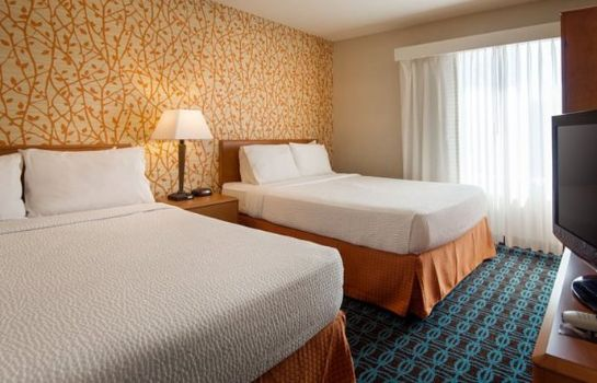 Zimmer Fairfield Inn Sacramento Cal Expo