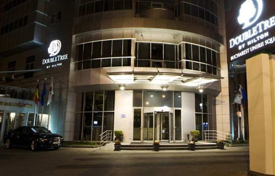 Exterior view DoubleTree by Hilton Bucharest - Unirii Square