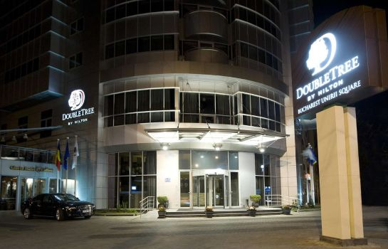 Vista exterior DoubleTree by Hilton Bucharest - Unirii Square