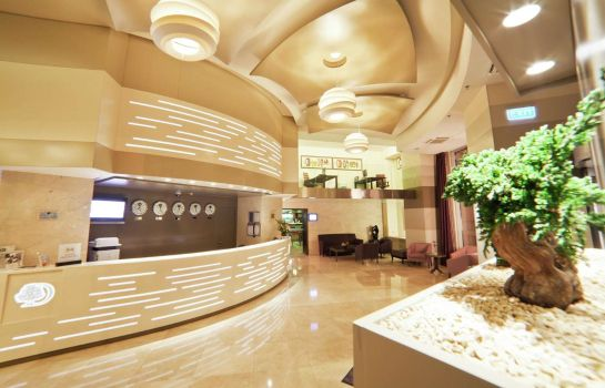 Lobby DoubleTree by Hilton Bucharest - Unirii Square