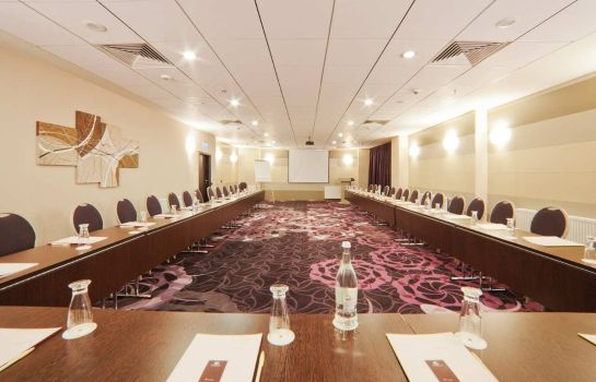 Conference room DoubleTree by Hilton Bucharest - Unirii Square