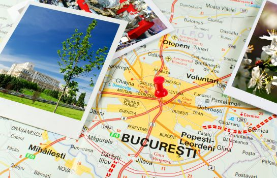 Information DoubleTree by Hilton Bucharest - Unirii Square