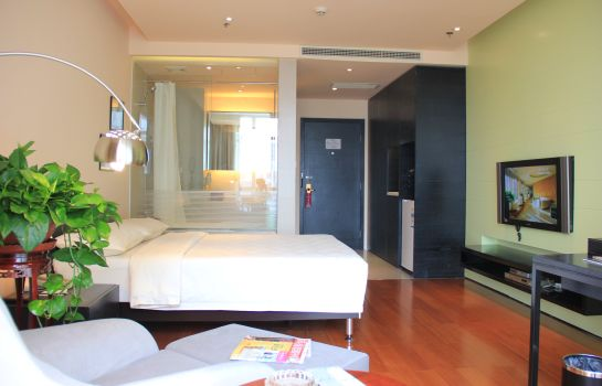 Single room (superior) Green Park Hotel Tianjin