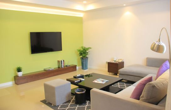 Double room (superior) Green Park Hotel Tianjin