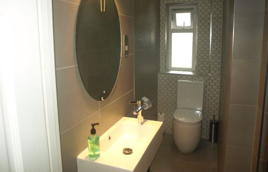 Bagno in camera Chelsea House