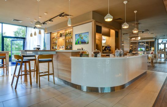 Bar de l'hôtel Holiday Inn PRAGUE AIRPORT