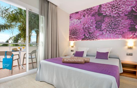 Chambre double (standard) Sumus Hotel Monteplaya Adults Only 16+
