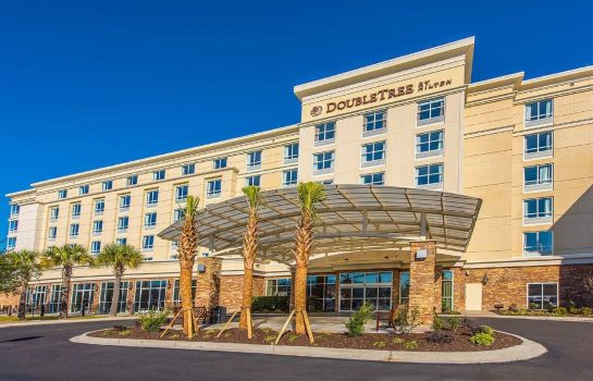 Außenansicht DoubleTree by Hilton North Charleston - Convention Center