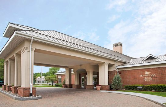 Exterior view Homewood Suites by Hilton Albany