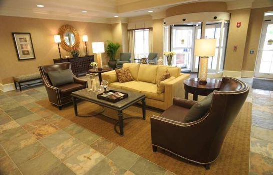 Lobby Homewood Suites by Hilton Albany