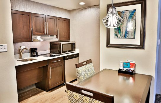 Bar hotelowy Homewood Suites by Hilton Asheville-Tunnel Road