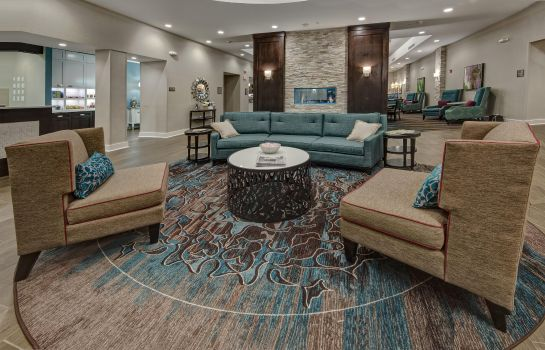 Hol hotelowy Homewood Suites by Hilton Asheville-Tunnel Road