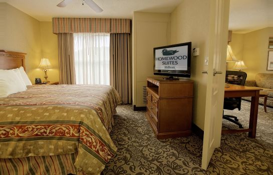 Suite Homewood Suites by Hilton Asheville-Tunnel Road