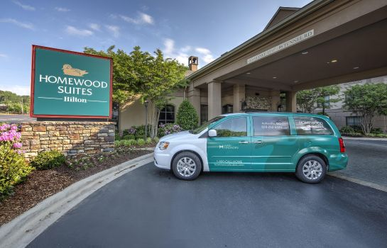 Informacja Homewood Suites by Hilton Asheville-Tunnel Road