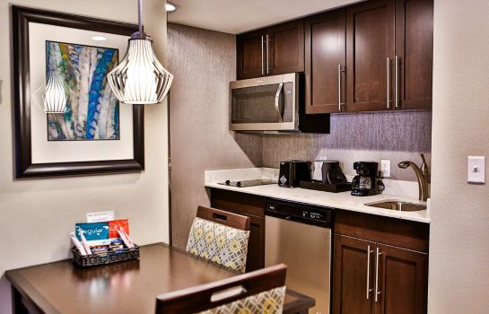 Pokój Homewood Suites by Hilton Asheville-Tunnel Road