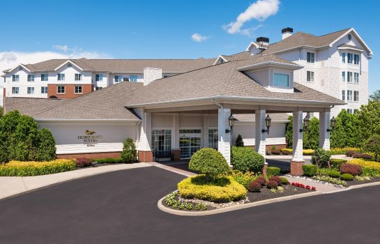 Vista esterna Homewood Suites by Hilton Buffalo-Amherst