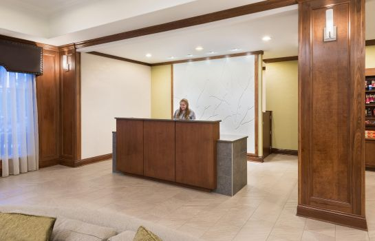 Lobby Homewood Suites by Hilton Buffalo-Amherst