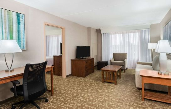 Room Homewood Suites by Hilton Buffalo-Amherst
