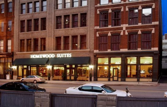 Außenansicht Homewood Suites by Hilton Indianapolis-Downtown