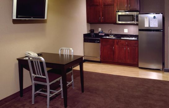 Hotel-Bar Homewood Suites by Hilton Indianapolis-Downtown