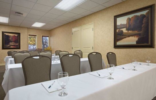 Conference room Homewood Suites by Hilton Jackson