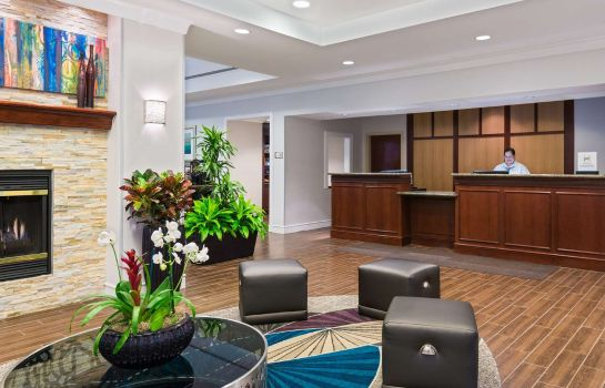 Hotelhalle Homewood Suites by Hilton Jacksonville-South-St Johns Ctr
