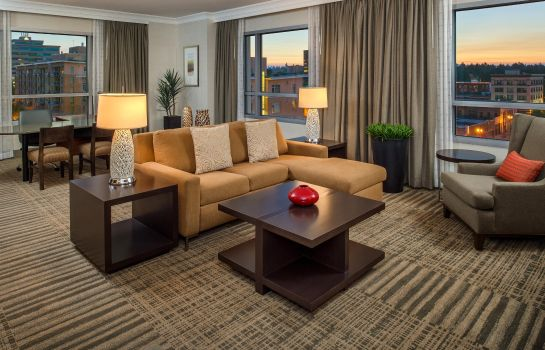 Suite Hilton Vancouver Washington