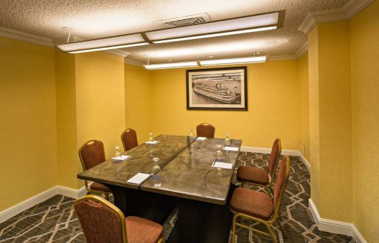 Conference room Hilton St Louis Downtown at the Arch