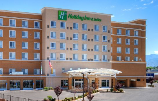 Außenansicht Holiday Inn & Suites ALBUQUERQUE-NORTH I-25