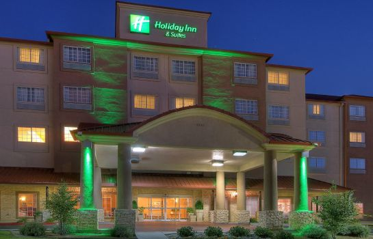 Vista exterior Holiday Inn & Suites ALBUQUERQUE AIRPORT