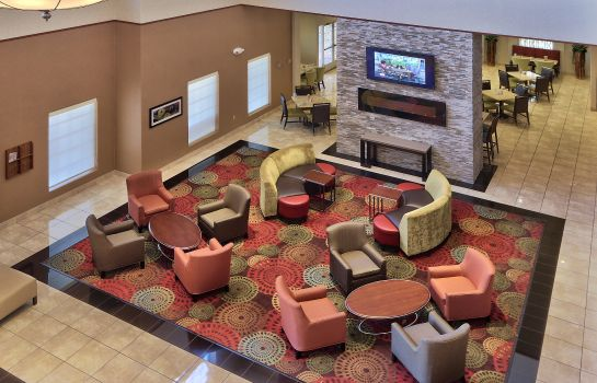 Lobby Holiday Inn & Suites ALBUQUERQUE AIRPORT