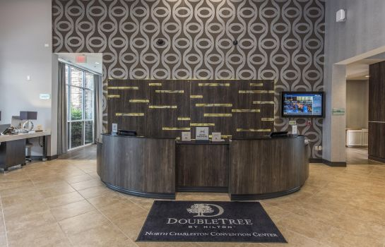 Hotelhalle DoubleTree by Hilton North Charleston - Convention Center